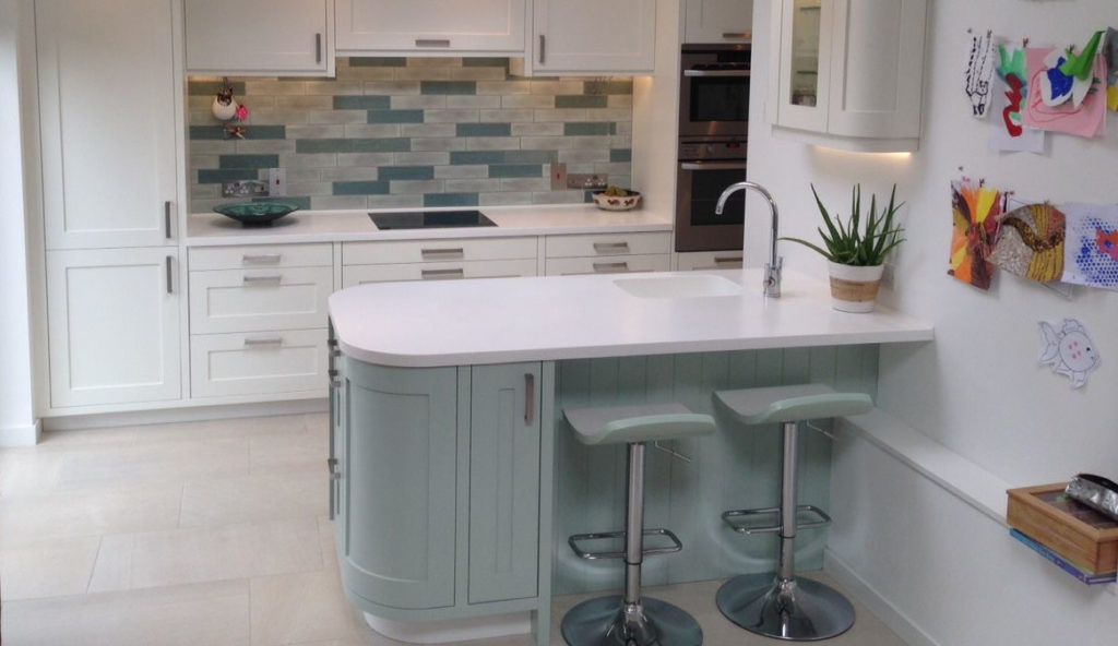 Solid Surface Kitchen Countertops - Corian Solid Surface ...